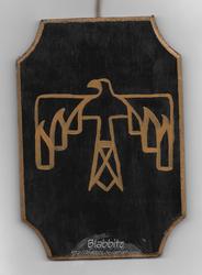 [S] Thunderbird Plaque