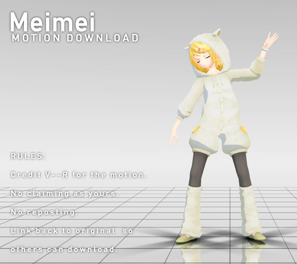 MOTION DL | Meimei