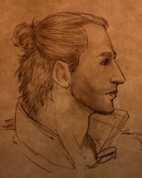 Anders in Sepia