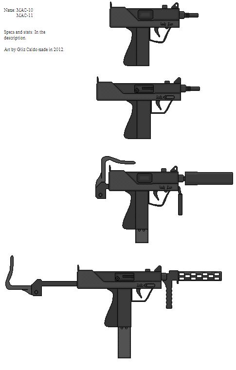 MAC-10 and MAC-11 — Weasyl