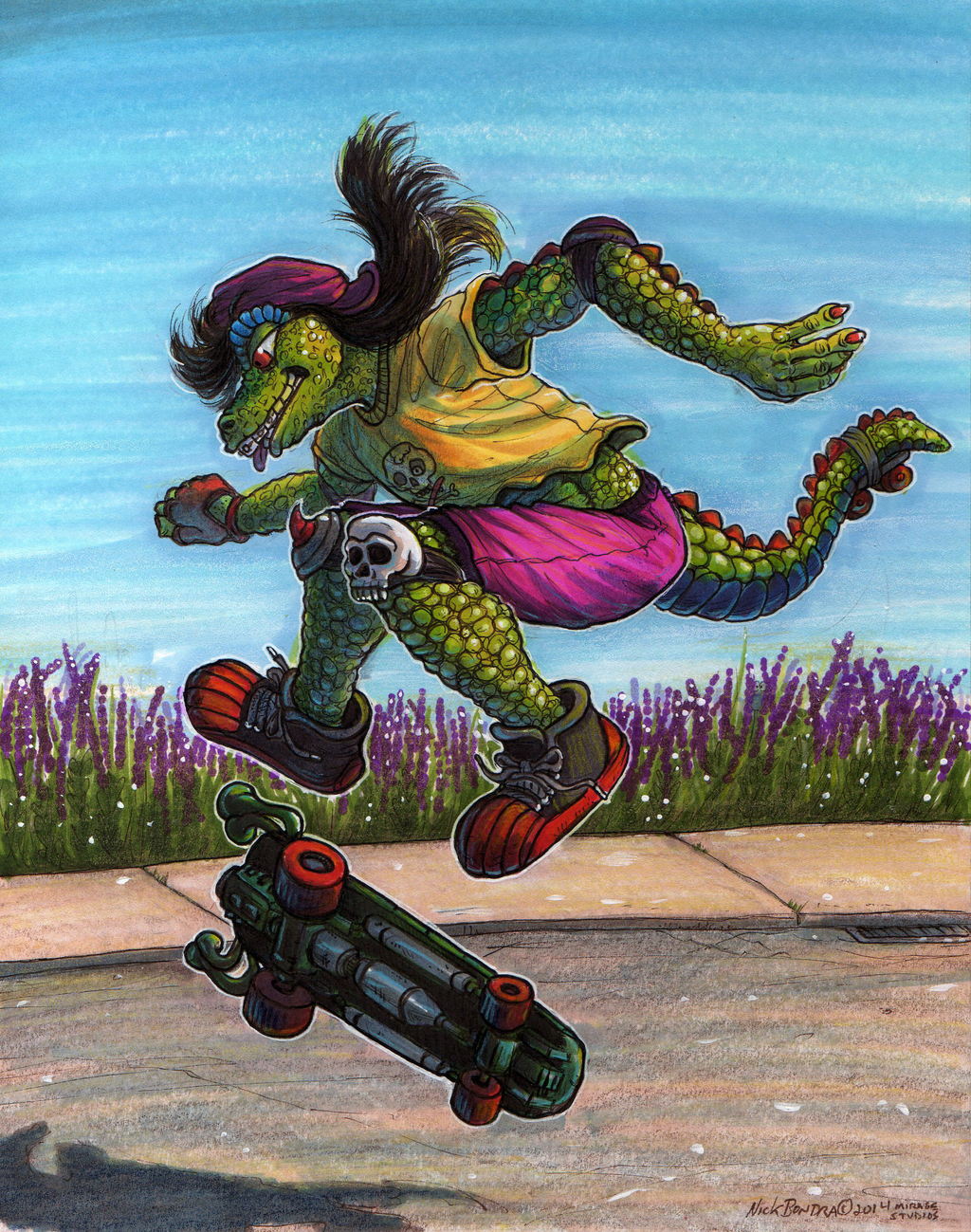 Mondo Gecko 2