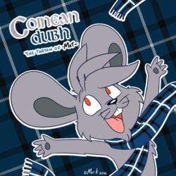 Coinean Dubh - The tartan of Mat