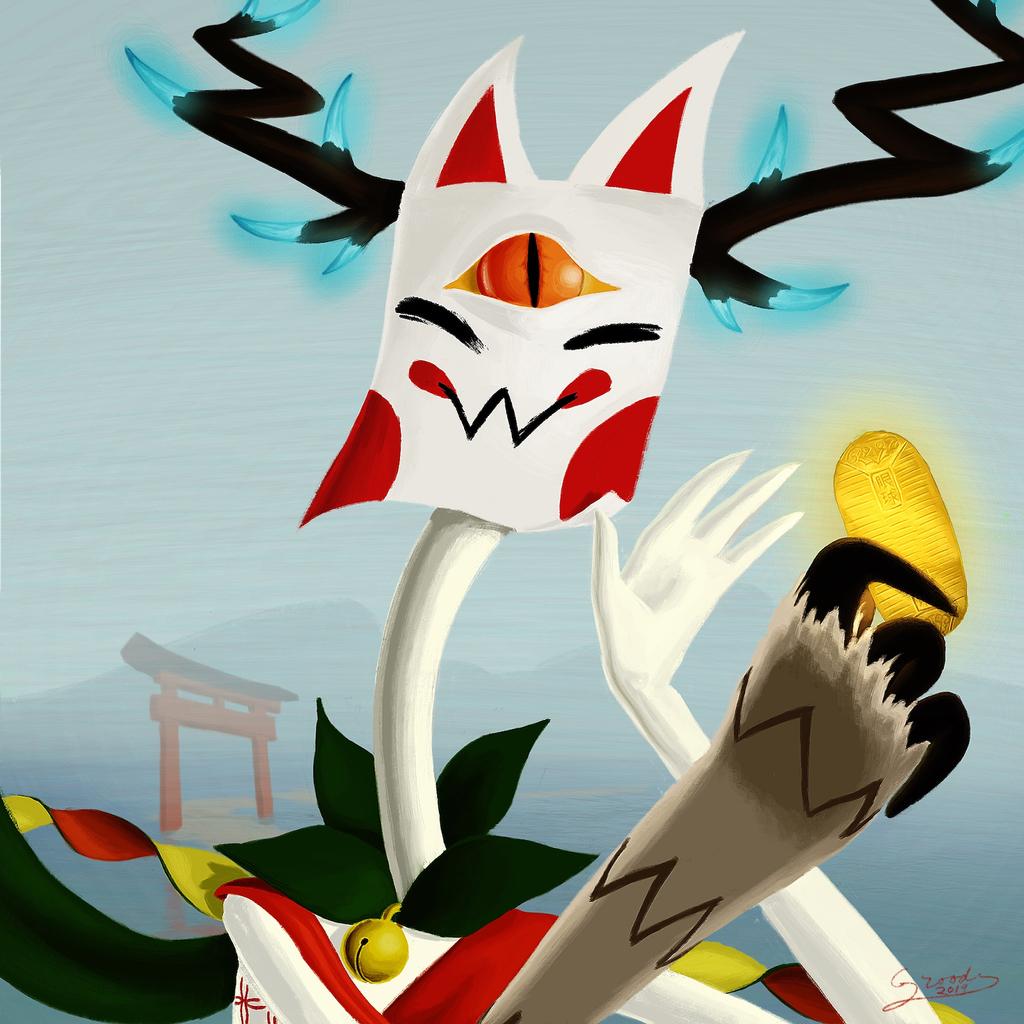 ART FIGHT: Koban no yokai