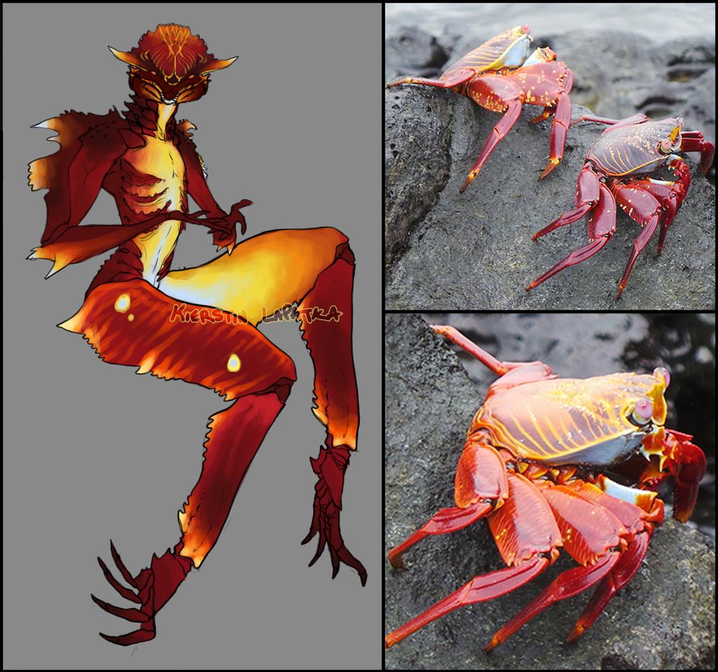 Most recent image: Crab Alien