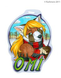 Winter badge by Kashmere