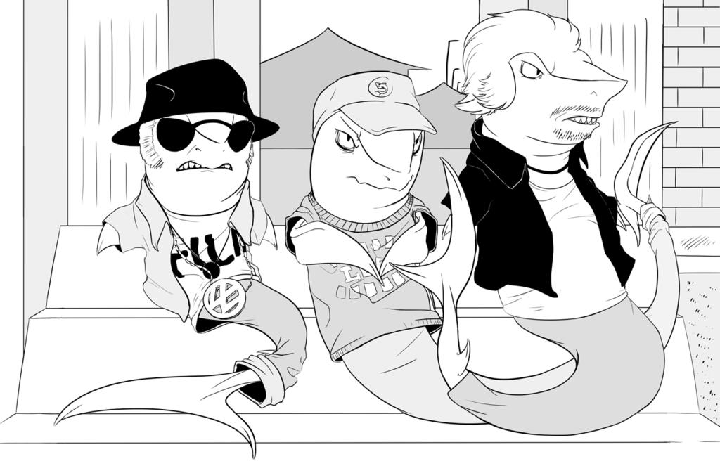 Sharkie Boys