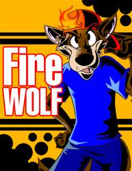 FireWolf badge