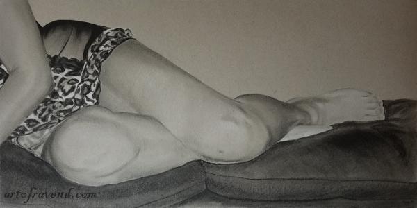 Most recent image: Legs Portrait (2018)