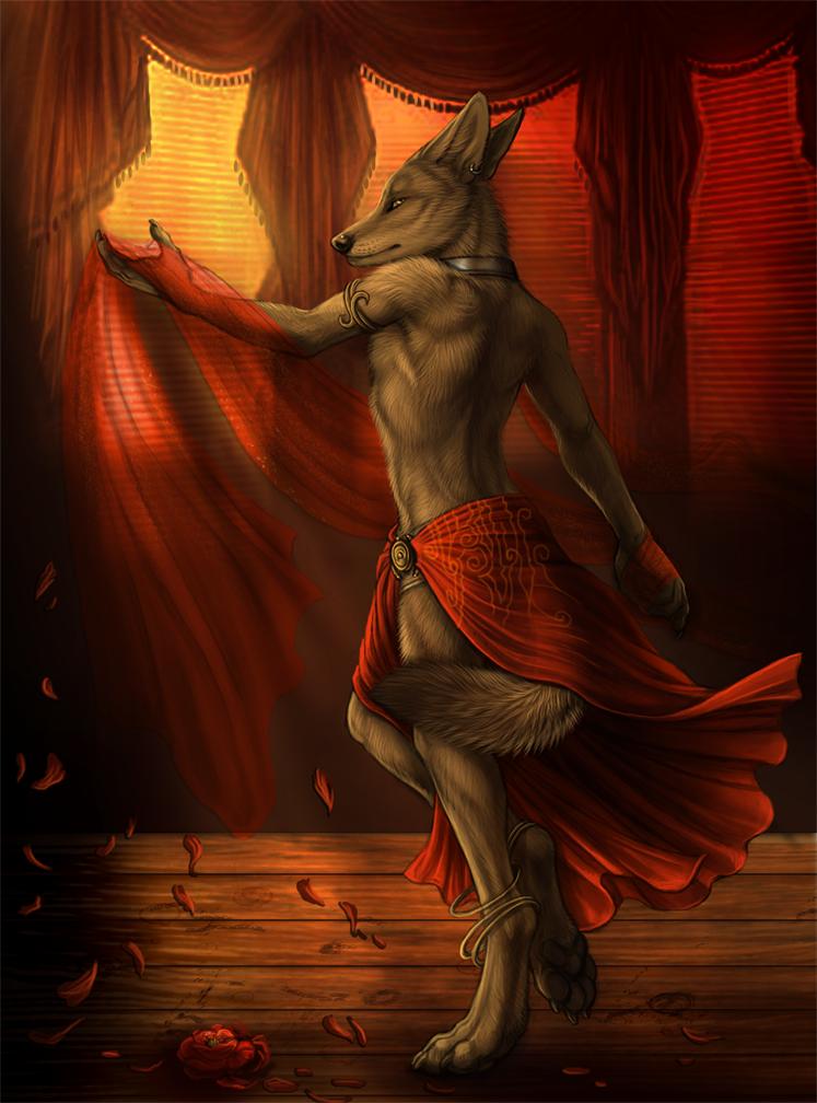 Crimson Dance