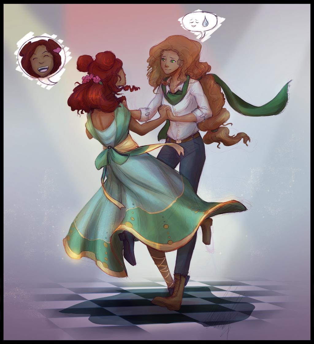Commission - Let's Dance!