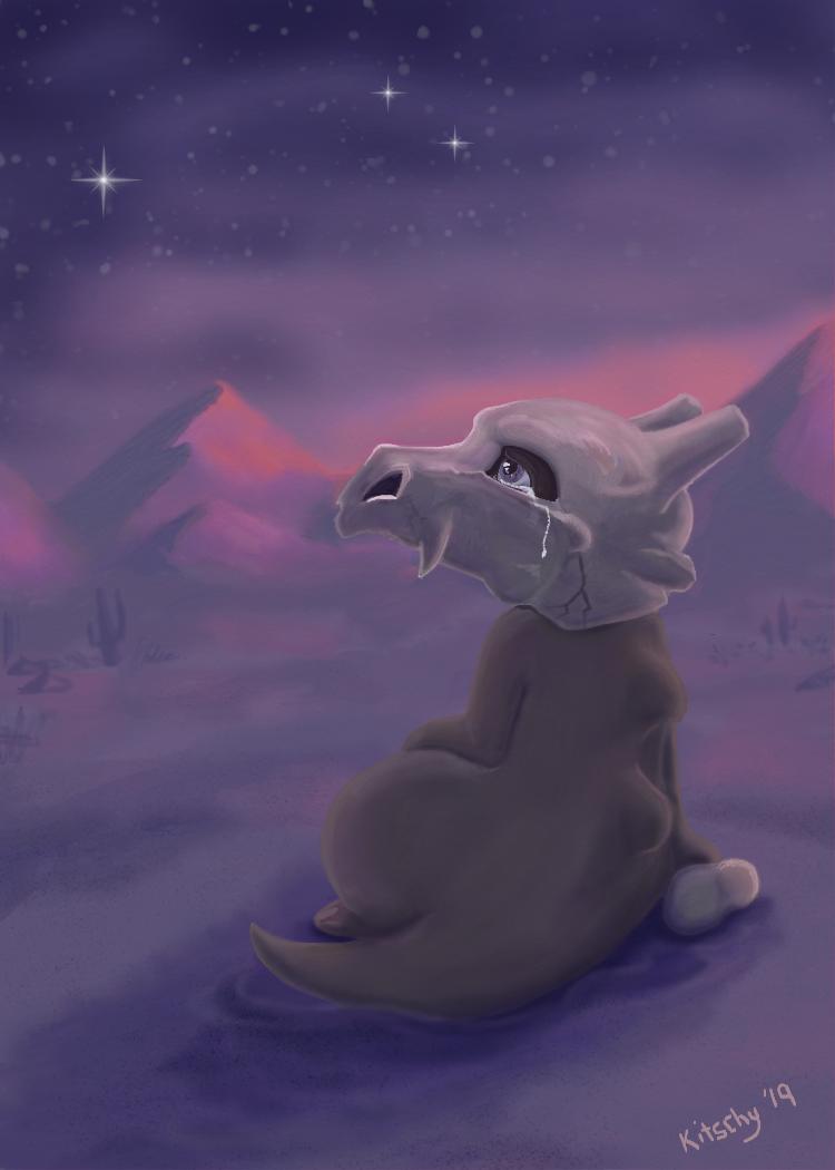 Pokemon Oracles: Cubone