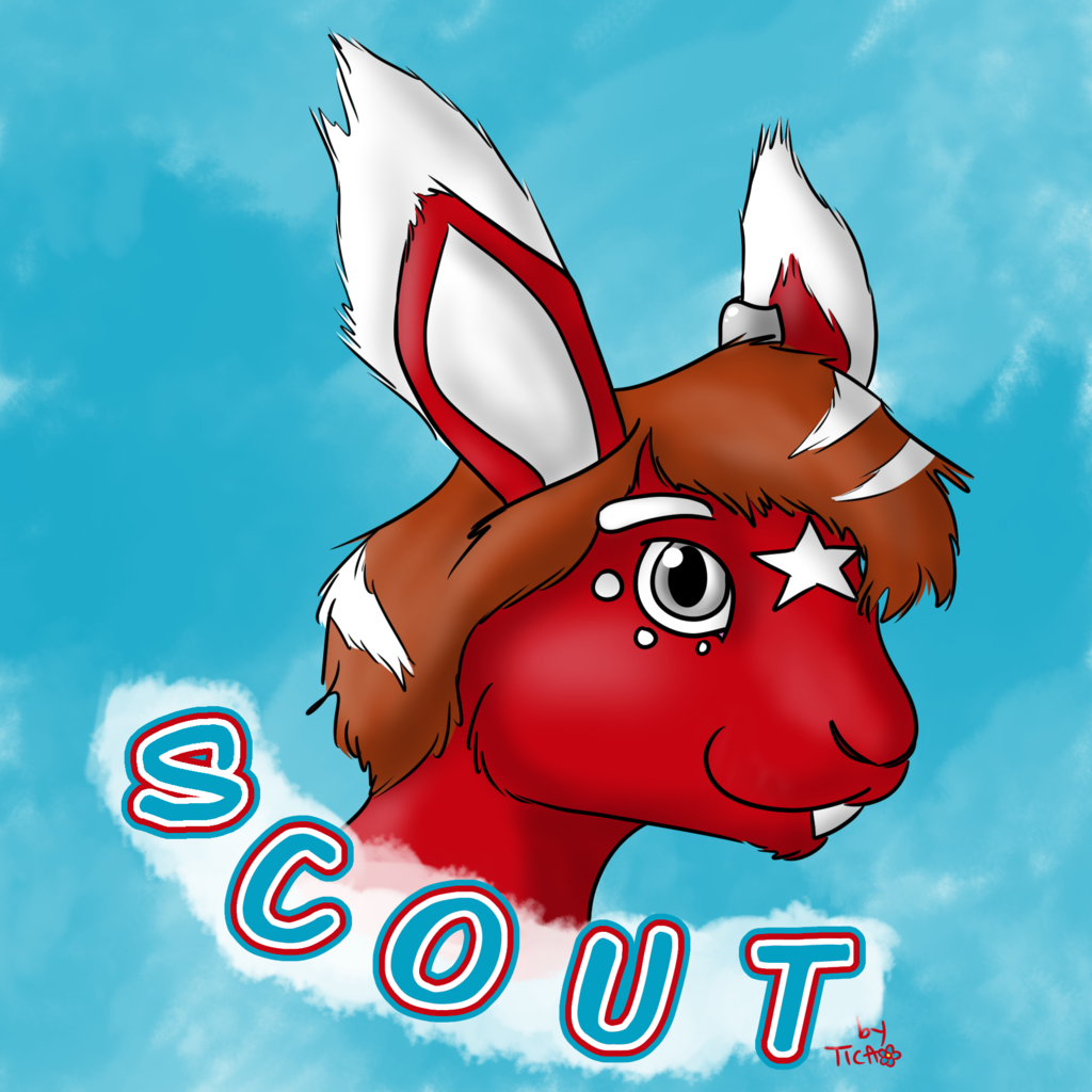Trade: badge for Scout