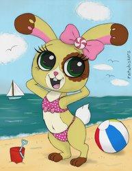 Bikini Buttercream
