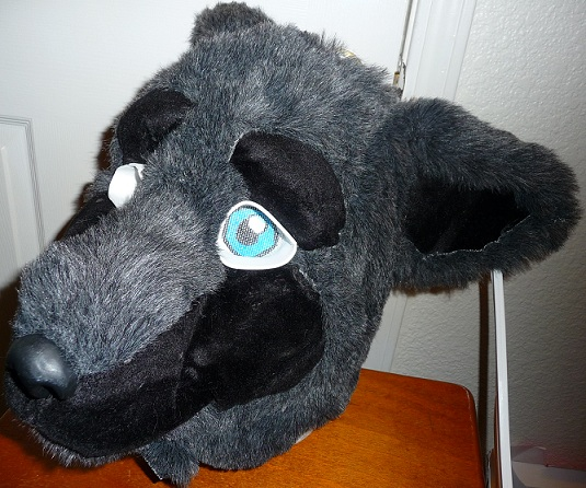 Toon Fox Head