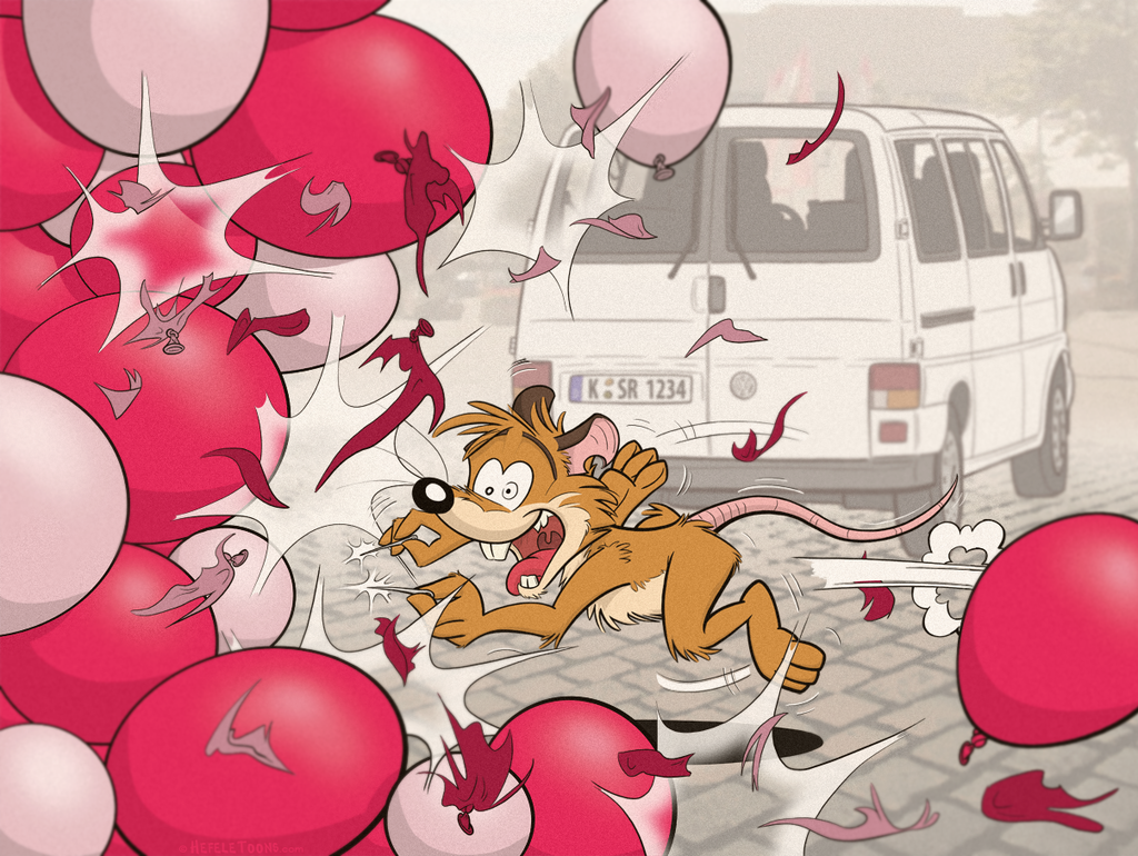 Most recent image: Rat At Work - reworked