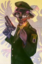 badge commission