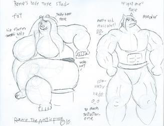 Body Type study