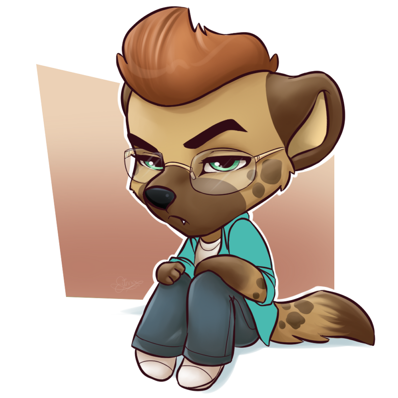 Most recent image: Lee Anders is being a grump By Jinnxx