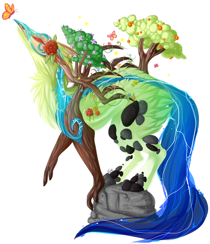 [RAFFLE] Nature Spirit