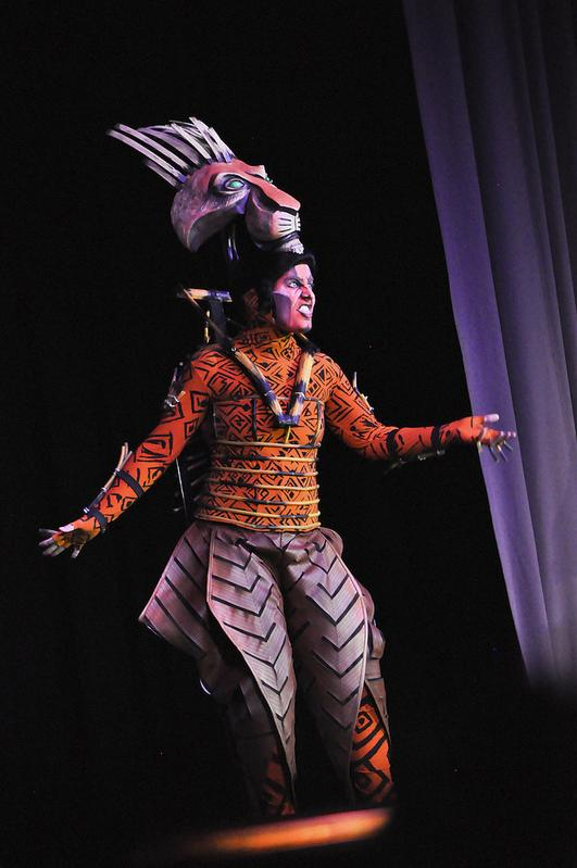 Scar - Lion King Musical  - SDCC Masquerade 2012 #2