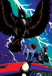 CRYPTIDS: THUNDERBIRD