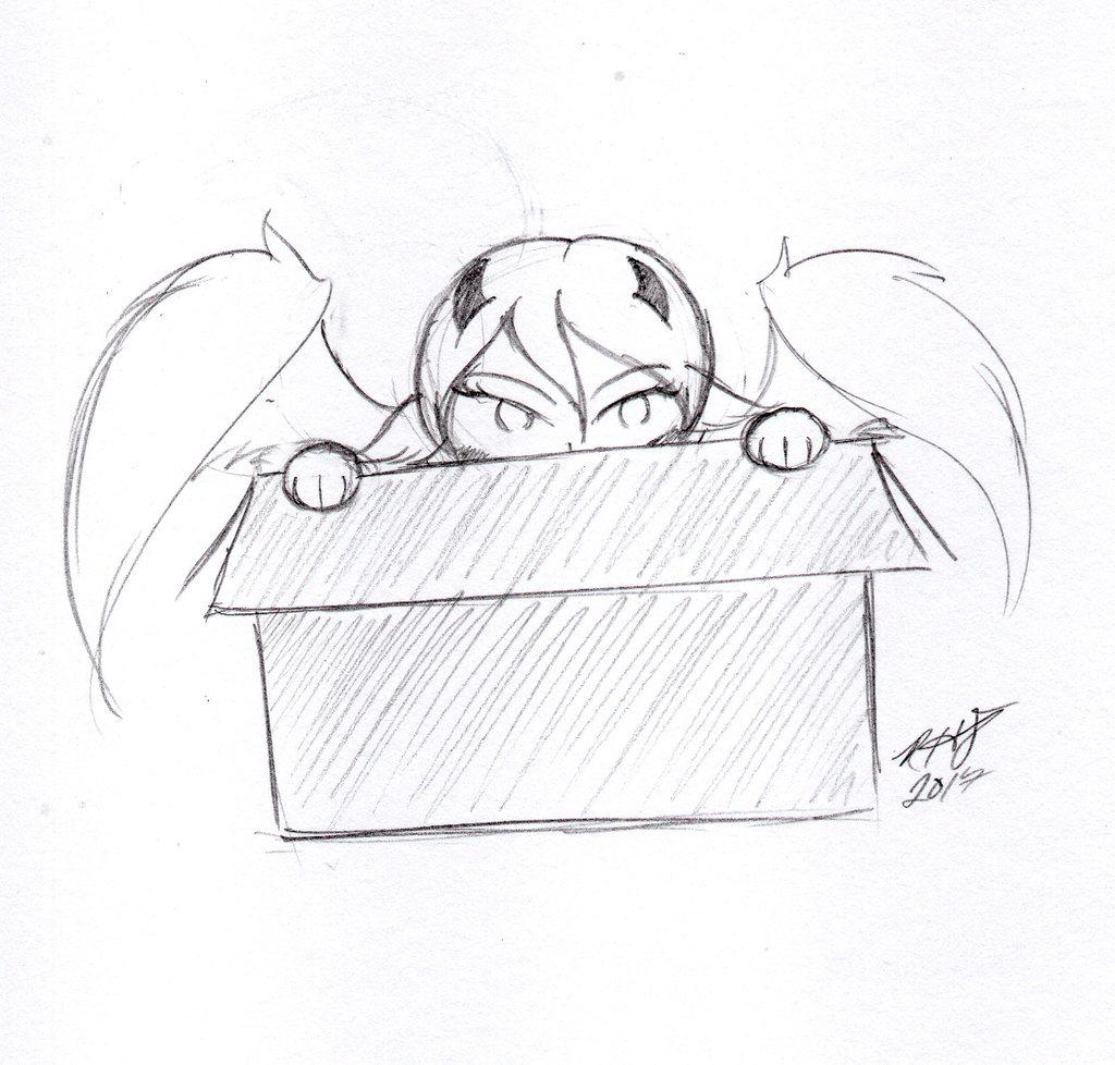 Gift: Fox in a Box
