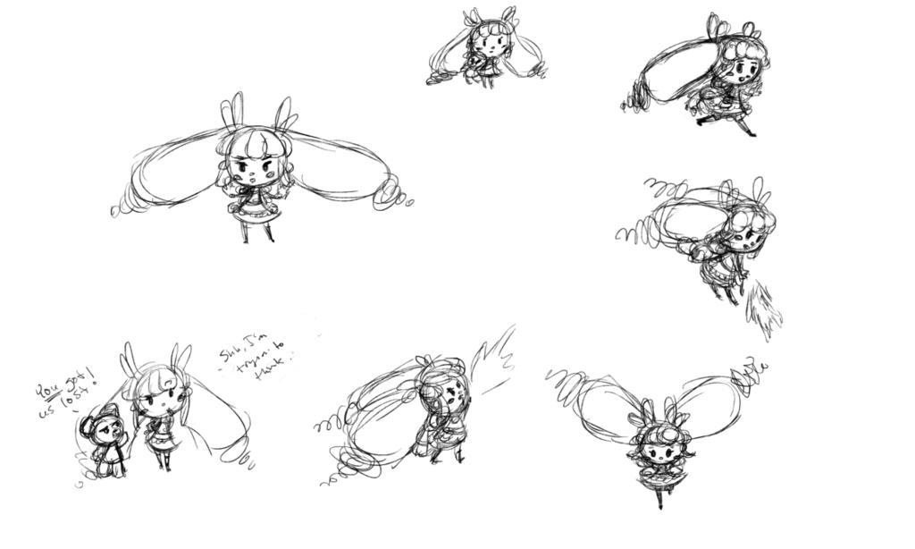 Nini Sketchbreak