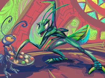 mind your mantis