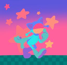 space cat 💫