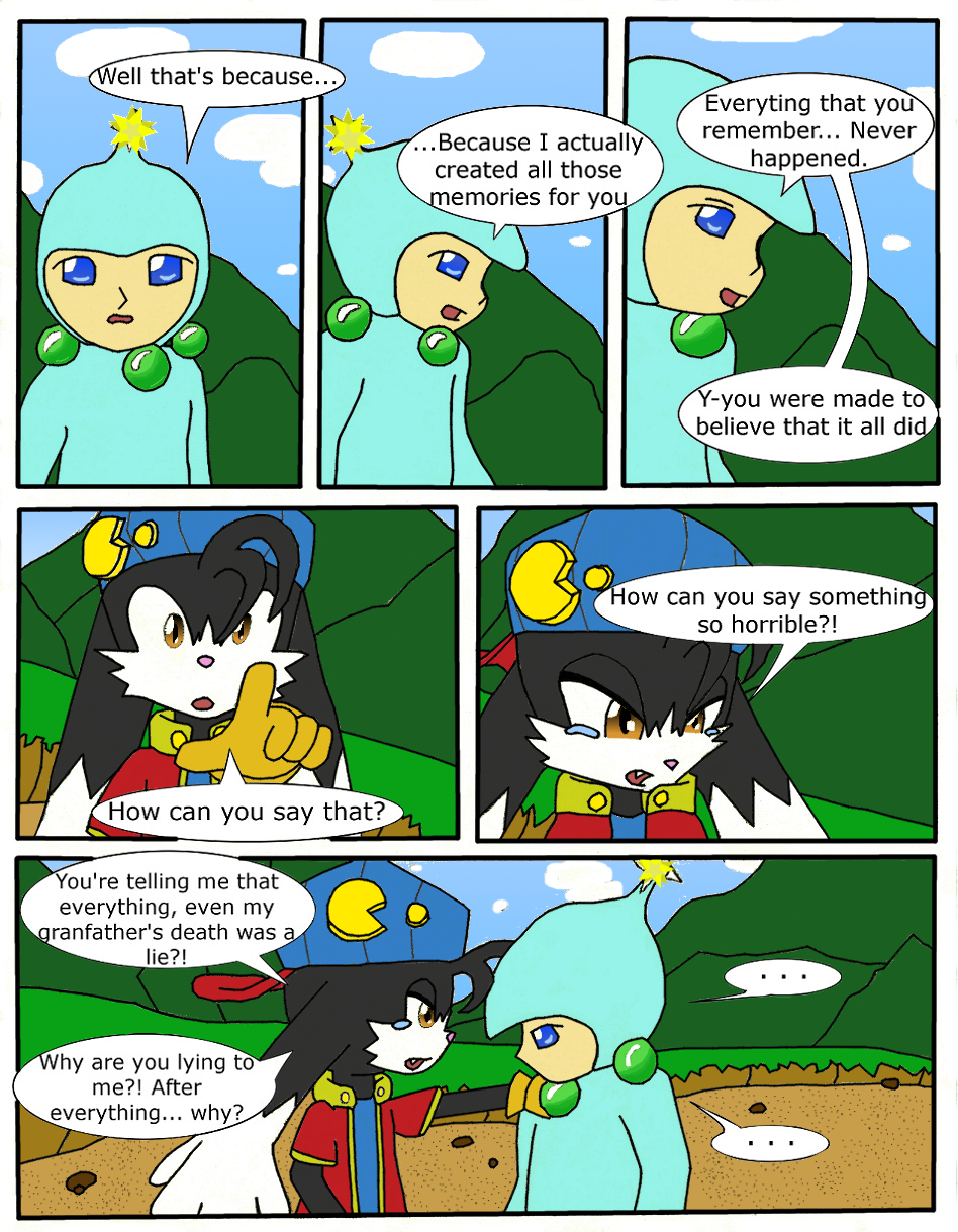 Door to Phantomile Ending page 5