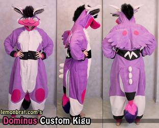 Dominus Custom Kigu