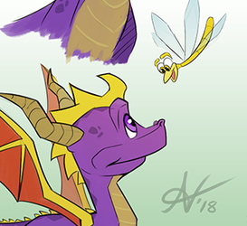 Spyro Sketches