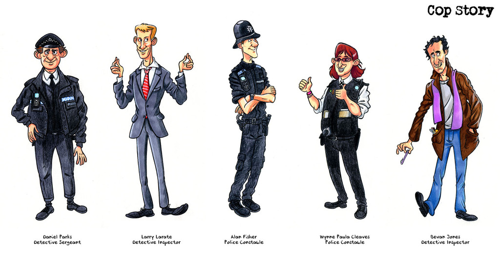 Some Cops
