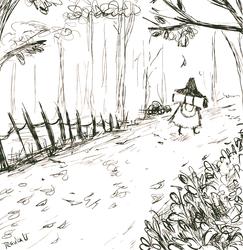 Leaving Moominvalley