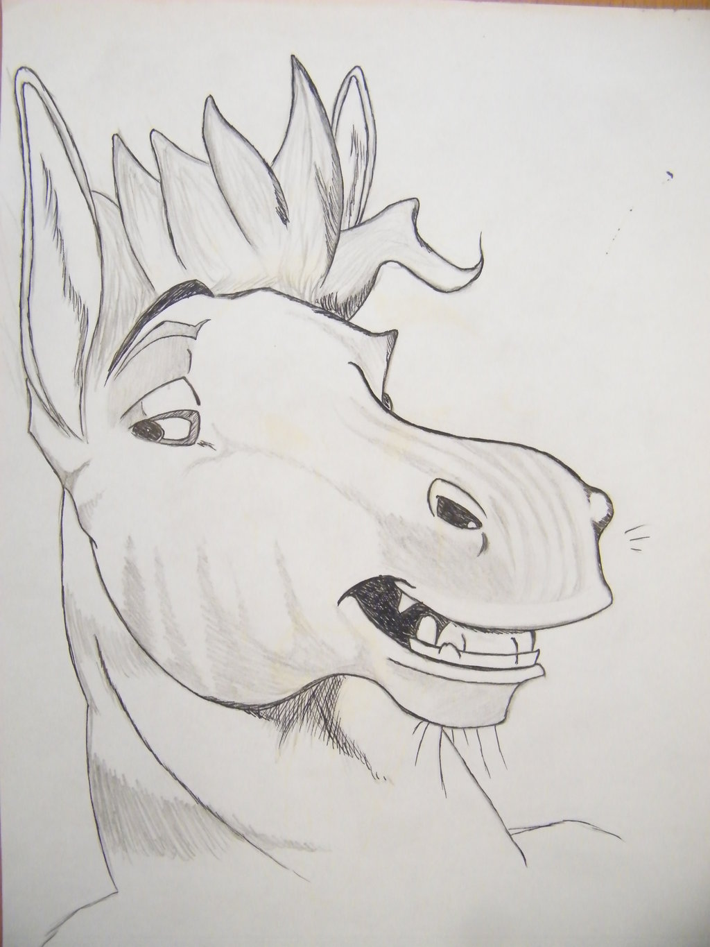As a HORSE... (I)