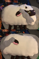 Pokemon Wooloo Pillow Plush For Sale
