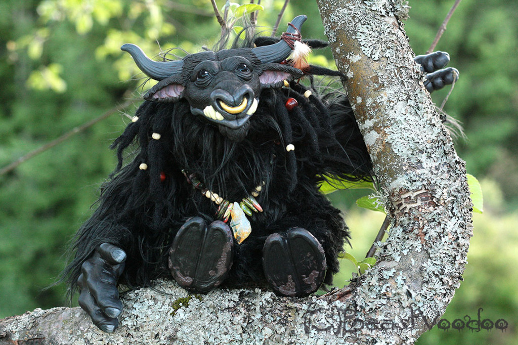 Bron the tauren shaman