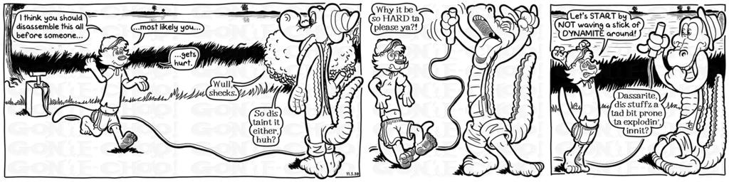 Gon' E-Choo! Strip 185 (www.gonechoo.com)