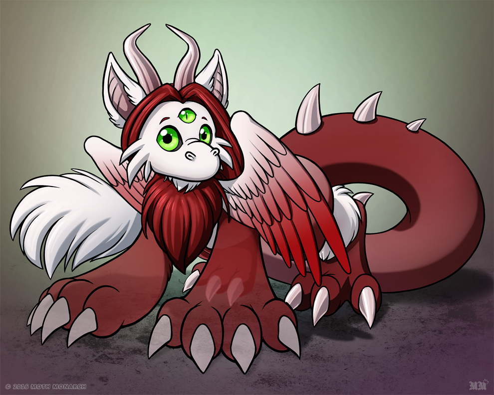 Talidor the Wide-Eyed Behemoth