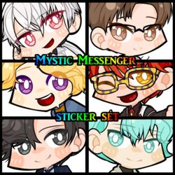 Mystic Messenger Cheebs