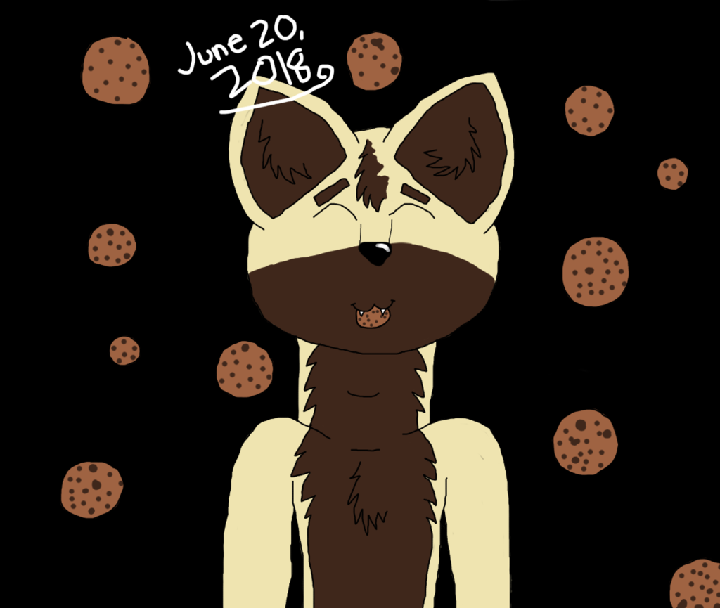 Most recent image: Cookie Cat