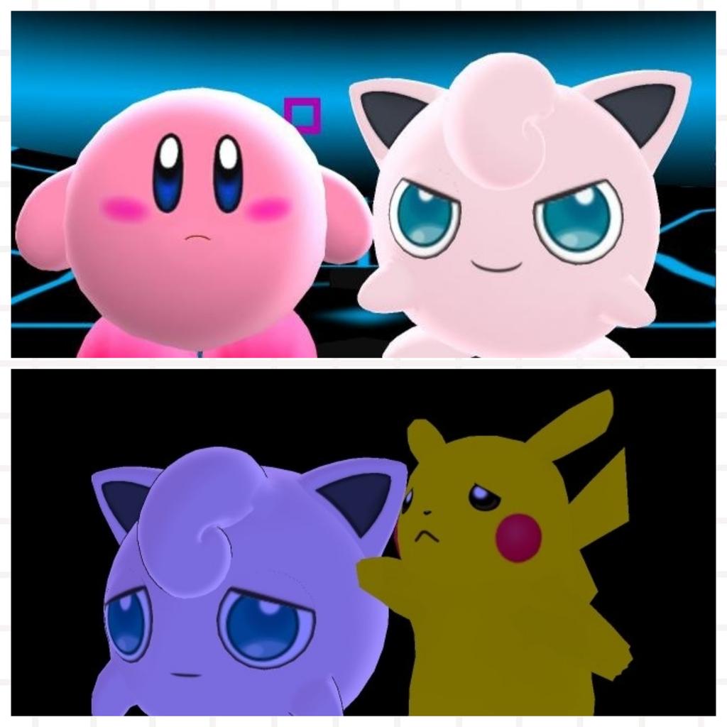 Jigglypuff and Kirby (This Day Aria Parody)