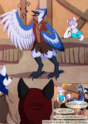 [P/YCH] Singing With Songbirds - Page 4/4
