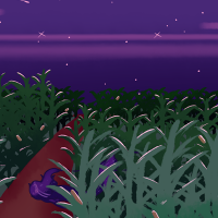 Day25 - Corn Field