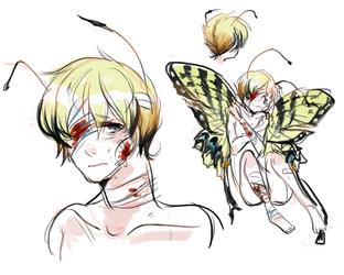 rip butterfly kun..