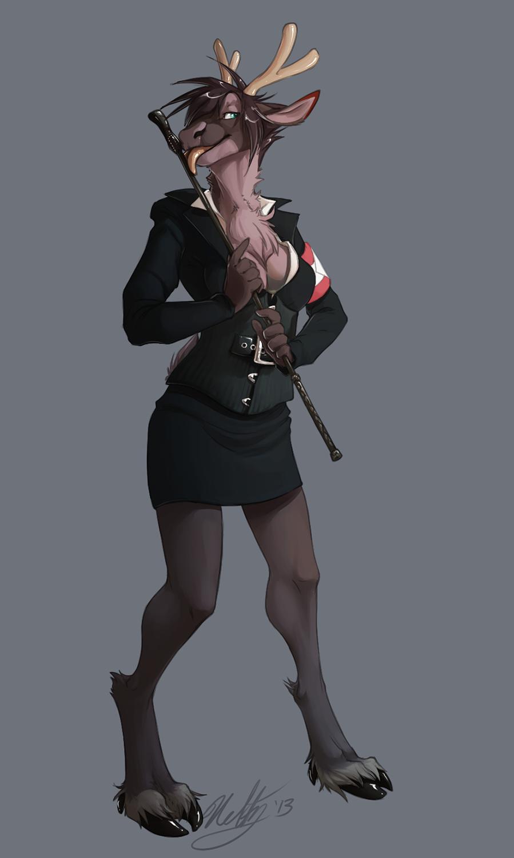 Oberführerin Mireille