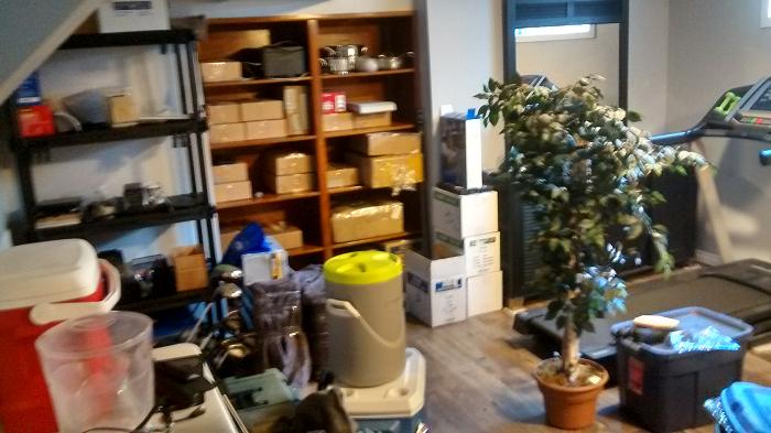 We're Unpacking!