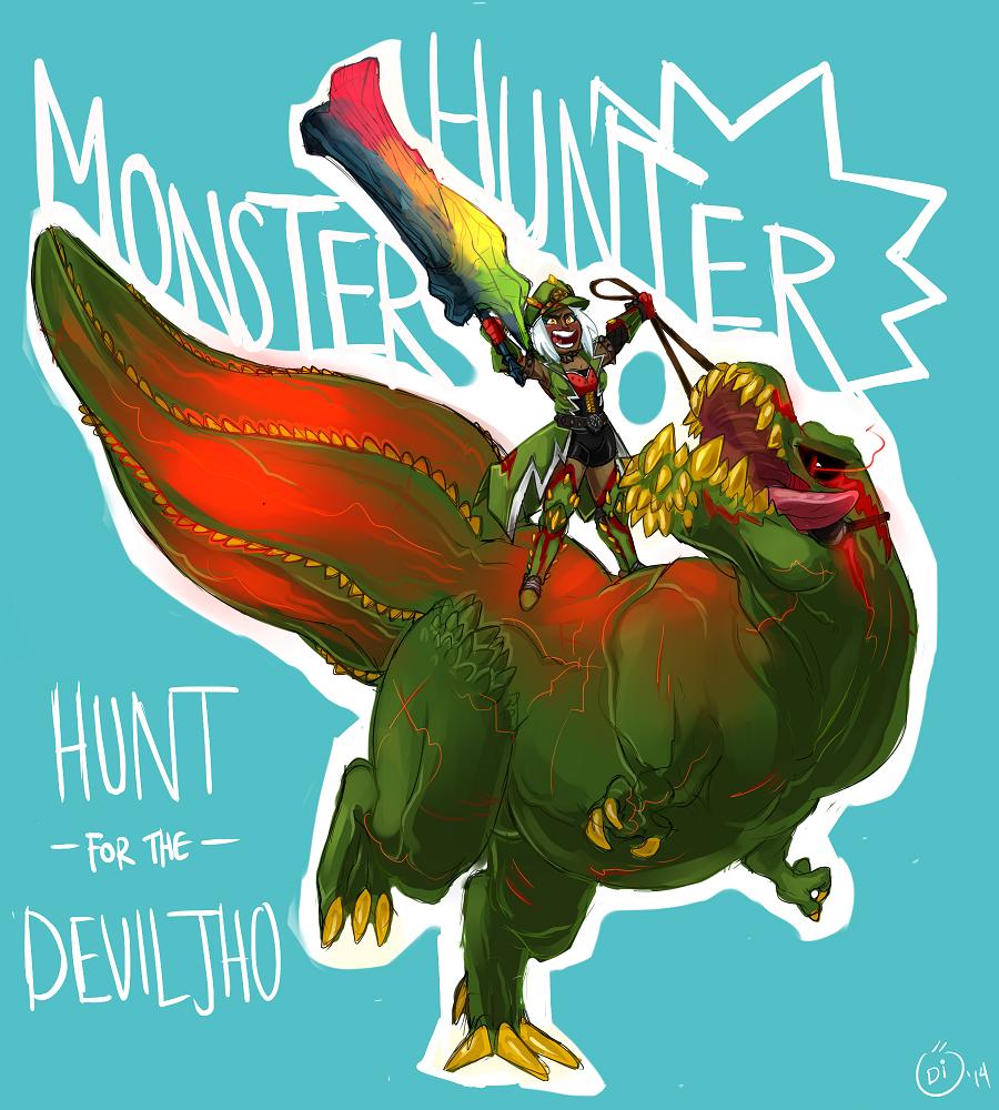 Hunt for the Deviljho