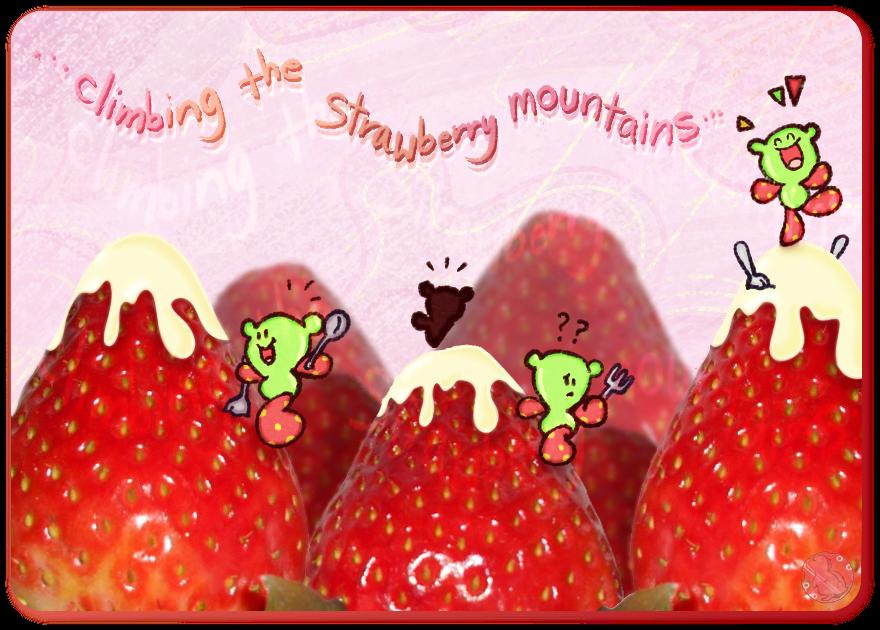 Strawberry Mountains