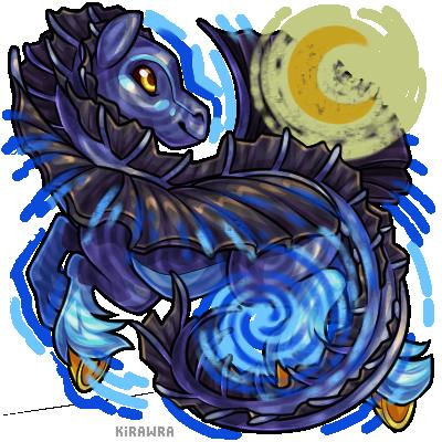 Starry Night Meragon